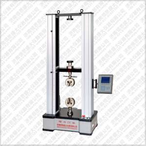 青州DW-200合金焊条抗拉强度试验机
